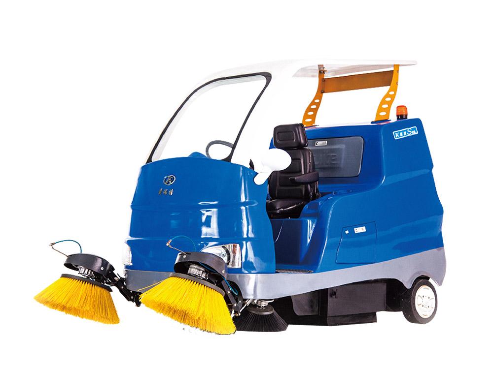 驾驶式扫地机,扫地界的一匹骏马